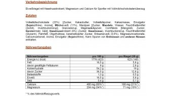 PowerBar ProteinPlus Bar + Energy&Protein 35g Riegel Krokant