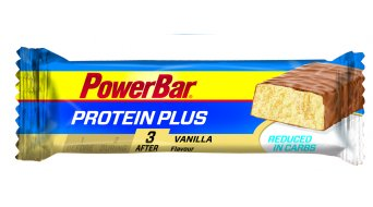 PowerBar Protein Plus Low Carb Vanilla reep