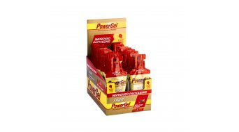 PowerBar Gel C2MAX 41g Beutel Red Fruit Punch - eine Box, Inhalt = 24 Stk.