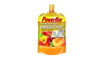 PowerBar Performance Smoothies Trinkbeutel à 90g Apricot Peach