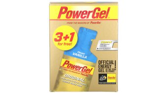 PowerBar Multipack Powergel (3+1 Pack)
