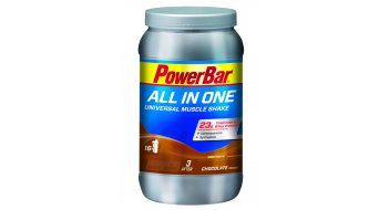 PowerBar All in one Universal Muscle Shake 1000g-Dose