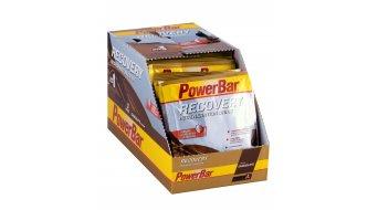 PowerBar Recovery Drink 55g Beutel Schokolade - eine Box, Inhalt = 20 Stk.