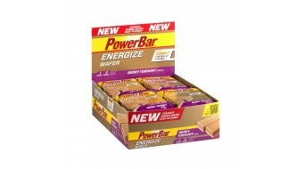 PowerBar Wafer 40g Riegel - eine Box, Inhalt = 12 Stk.