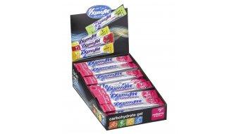 Xenofit carbohydrate Gel Beutel 25g Redberry - BOX á 30 Stück