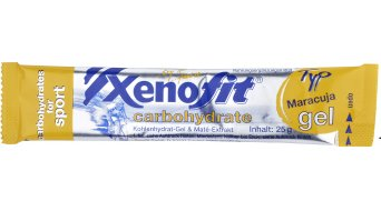 Xenofit carbohydrate Gel Beutel 25g Maracuja