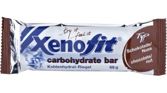 Xenofit carbohydrate bar 能量棒 68克 巧克力-坚果