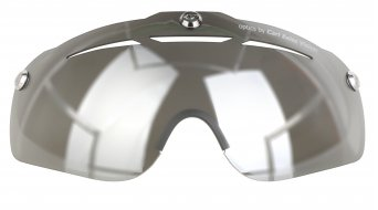 Giro cristal de recambio Air Attack Shield gray/gris flash
