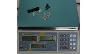 ONeal juego de tornillos para Airtech casco Schirm