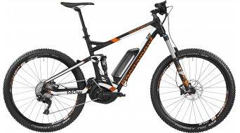 Bergamont E-Line Trailster C 8.0 500 27.5 E-Bike MTB Komplettbike Herren-Rad black/white/orange Mod. 2016