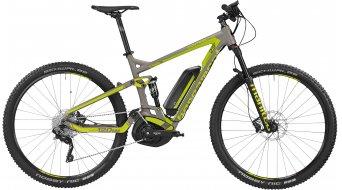 """Bergamont E-Line Contrail C 6.0 500 29"""" E- vélo VTT vélo hommes-roue taille S lava grey/lime Mod. 2016"""