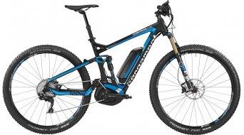 Bergamont E-Line Contrail C 8.0 Nyon 500 29 E-Bike MTB Komplettbike Herren-Rad black/blue/white Mod. 2016