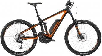 Bergamont E-Trailster 8.0 650B / 27.5 MTB E-Bike Komplettbike black/orange (matt) Mod. 2017