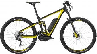 Bergamont E-Contrail 6.0 29 MTB E-Bike Komplettbike black/yellow (matt) Mod. 2017