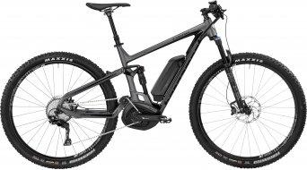 Bergamont E-Contrail 8.0 29 MTB E-Bike bici completa grey/negro (color apagado/shiny) Mod. 2017