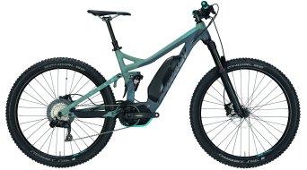 """Conway eWME 427 27.5""""/650B MTB(山地) E-Bike 整车 型号 darkgrey matt/grey/blue 款型 2018"""
