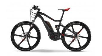 Haibike XDURO FullSeven Carbon ULT 27.5 MTB E-Bike UD carbon/rot matt Bosch Performance CX-Antrieb Mod. 2016