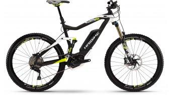 Haibike XDURO AllMtn RX 27.5 MTB E-Bike tamaño 54cm negro(-a)/blanco(-a)/lime color apagado Bosch Performance CX-tracción Mod. 2016
