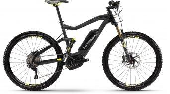 Haibike XDURO FullSeven Pro 27.5 MTB E-Bike Gr. 40cm schwarz matt Bosch Performance CX-Antrieb Mod. 2016
