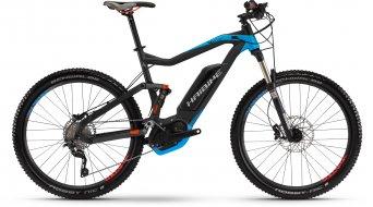 Haibike XDURO FullSeven RC 27.5 MTB E-Bike negro(-a)/azul/rojo(-a) color apagado Bosch Performance CX-tracción Mod. 2016