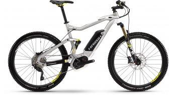 Haibike XDURO FullSeven RX 27.5 MTB E-Bike matt Bosch Performance CX-Antrieb Mod. 2016
