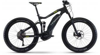 Haibike SDURO Full Fatsix 7.0 26 Fatbike E-Bike Komplettrad schwarz/titan matt Yamaha PW-Antrieb Mod. 2017