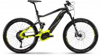 """Haibike SDURO FullSeven 9.0 500Wh 27.5"""" MTB(山地) E-Bike 整车 型号 titan/青柠色/黑色 款型 2018"""