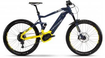 "Haibike SDURO FullSeven LT 7.0 500Wh 27.5"" MTB(山地) E-Bike 整车 型号 蓝色/citron/银色 matt 款型 2018"