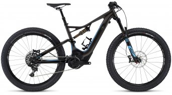 Specialized Turbo Levo FSR Expert 6Fattie 650B+ / 27.5+ MTB E-Bike Komplettbike gloss warm charcoal/cyan Mod. 2016