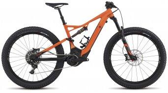Specialized Turbo Levo FSR Expert 6Fattie 650B+ / 27.5+ MTB E-Bike Komplettbike moto orange/black Mod. 2017