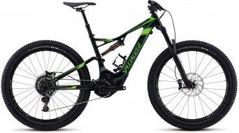 Specialized Turbo Levo FSR Expert 6Fattie 650B+ / 27.5+ MTB E-Bike Komplettbike Gr. M candy green/light green/fluor green Mod. 2017 - Troy Lee Designs-Edition
