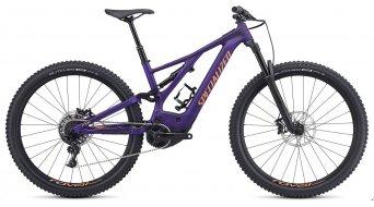"Specialized Levo FSR Comp 29"" MTB(山地) E-Bike 整车 女士 型号 M plum purple/acid lava 款型 2019"