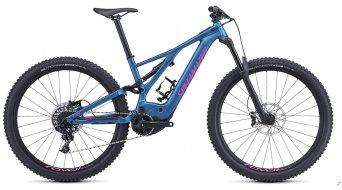 """Specialized Levo FSR 29"""" MTB(山地) E-Bike 整车 女士 型号 S 海军蓝 blue/acid 紫红色 款型 2019"""