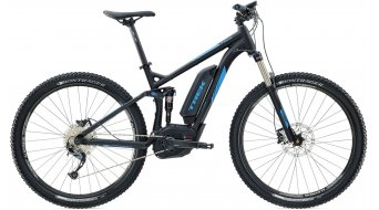 Trek Powerfly+ FS 5 650B / 27.5 MTB E-Bike Komplettbike Gr. 45.7cm (18) matte trek black/gloss waterloo blue Mod. 2016