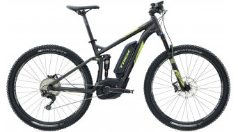Trek Powerfly+ FS 7 500W 650B / 27.5 MTB E-Bike Komplettbike matte dnister black/gloss volt green Mod. 2016