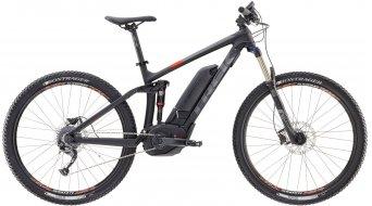 Trek Powerfly 5 FS+ 650B/27.5 MTB E-Bike bici completa matte trek negro/roarange Mod. 2017