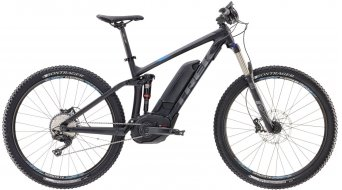 Trek Powerfly 7 FS+ 650B / 27.5 MTB E-Bike Komplettrad matte trek black/waterloo blue Mod. 2017