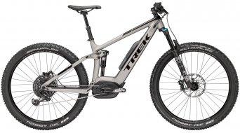 """Trek Powerfly FS 9 650B+/27.5""""+ MTB(山地) E-Bike 整车 型号 matte metallic gunmetal/gloss Trek black 款型 2018"""