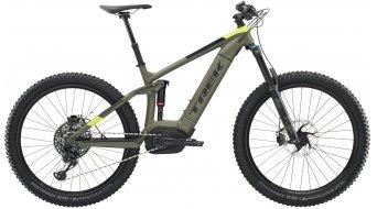 "Trek Powerfly LT 9 Plus 27,5"" MTB(山地) E-Bike 整车 matte olive grey 款型 2019"