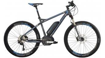 "Bergamont Metric C-8.4 27.5"" E- bike size 56cm grey/cyan/white (matt) 2014"