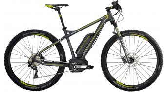 "Bergamont Revox C-8.4 29"" E- bike size 47cm grey/lime/white (matt) 2014"