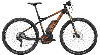 Bergamont E-Line Revox C 9.0 500 29 E-Bike MTB Komplettbike Herren-Rad black/orange/blue Mod. 2016