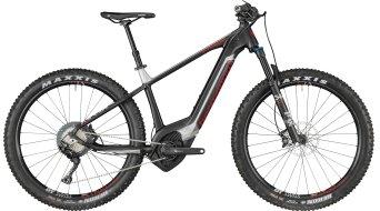 "Bergamont E-Revox Elite Plus 650B+/27.5""+ MTB(山地) E-Bike 整车 型号 black/silver/red (matt) 款型 2018"