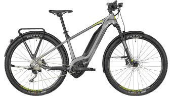 "Bergamont E-Revox 7.0 EQ 29"" MTB(山地) E-Bike 整车 型号 silver/black/青柠色 (matt) 款型 2018"