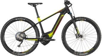 "Bergamont E-Revox Expert 29"" MTB(山地) E-Bike 整车 型号 black/青柠色/red (matt) 款型 2018"