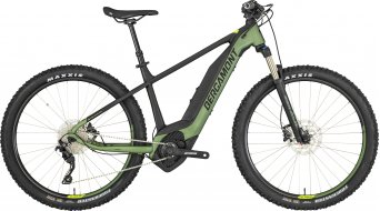 "Bergamont E-Revox 7.0 27.5""/650B E-Bike MTB(山地) 整车 型号 black/pastel green/light 青柠色 (matt) 款型"