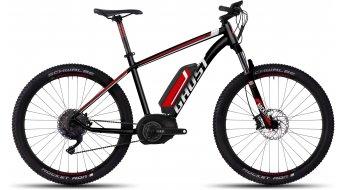 Ghost Teru 8 650B/27,5 E-Bike bici completa tamaño S negro/rojo/blanco Mod. 2016