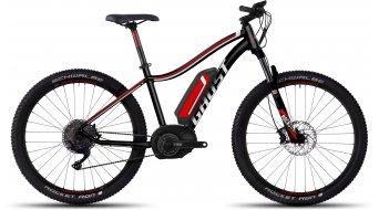 "Ghost Teru 8 650B/27,5"" elektromos kerékpár komplett kerékpár női-Rad Méret M black/red/white 2016 Modell"