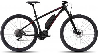 Ghost Lanao 8 AL 650B/27.5+ E-Bike bici completa da donna . black/lake blue/riot red mod. 2017