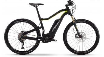 Haibike XDURO HardSeven Carbon Pro 27.5 MTB E-Bike UD carbon/lime matt Bosch Performance CX-Antrieb Mod. 2016